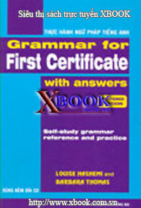 Grammar for First Certificate with answers